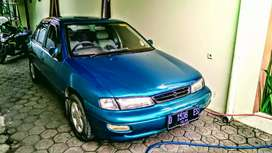 Jl. Timor thn 2000 biru metalic an sendiri