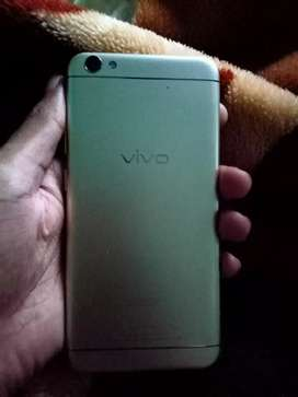 Vivo v5 with back cover