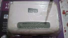 New netis wireless modem