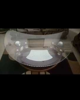 Glass Tables for Sofa Set