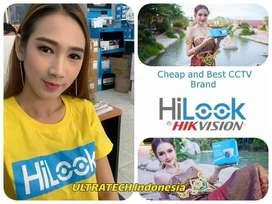 HILOOK PAKET 2 KAMERA 2MP 1080P LITE (PROMO CCTV MURAH DAN KOMPLIT)