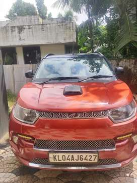 KUV 100 K4 Petrol. Only 27000 Km driven for sale