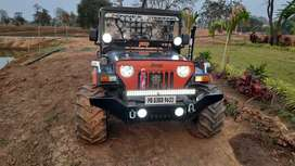 Mahindra Jeep 2010 Diesel Good Condition