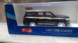 Landcruiser V8 1/24 Scale Metal Model Car