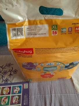 Babyhug XL Diapers