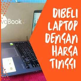 Mau jual laptop Kami beli dg Harga tinggi,Segala Merk dan Type
