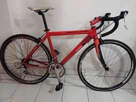 Roadbike road bike united milano upgrade