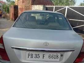Tata Indigo XL 2004 Diesel 100000 Km Driven