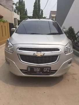 Di jual Chevrolet Spin LTZ M/T 2014 Diesel (AUDIO STEER)