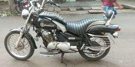 Yamaha enticer( kick-start)