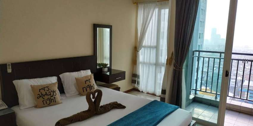 Thamrin Residences Apartment, 1bedroom, fullfurnished 0