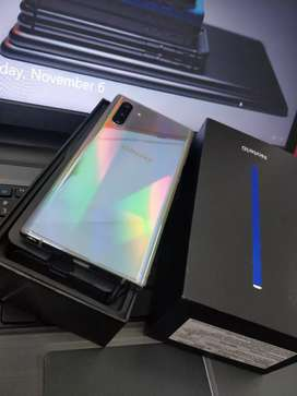 Samsung Note 10 256GB one month old
