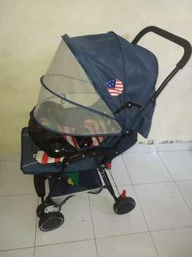 Stroller pliko / kereta bayi