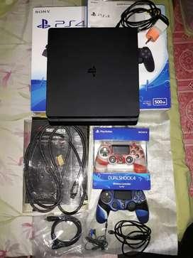 Jual Sony Playstation 4 Slim 500 Gb