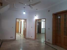 Upper Portion available for rent in G.15