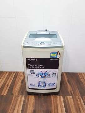 Samsung diamond drum 6.2kg top load washing machine