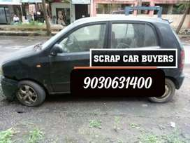 Unused/Scrap/Cars/We/Buy