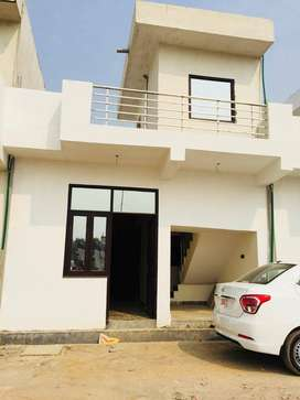 60sqyd. simplex villas in noida extension