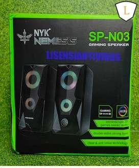 Speaker Gaming NYK Nemesis Speaker Gaming RGB NYK SP-N03