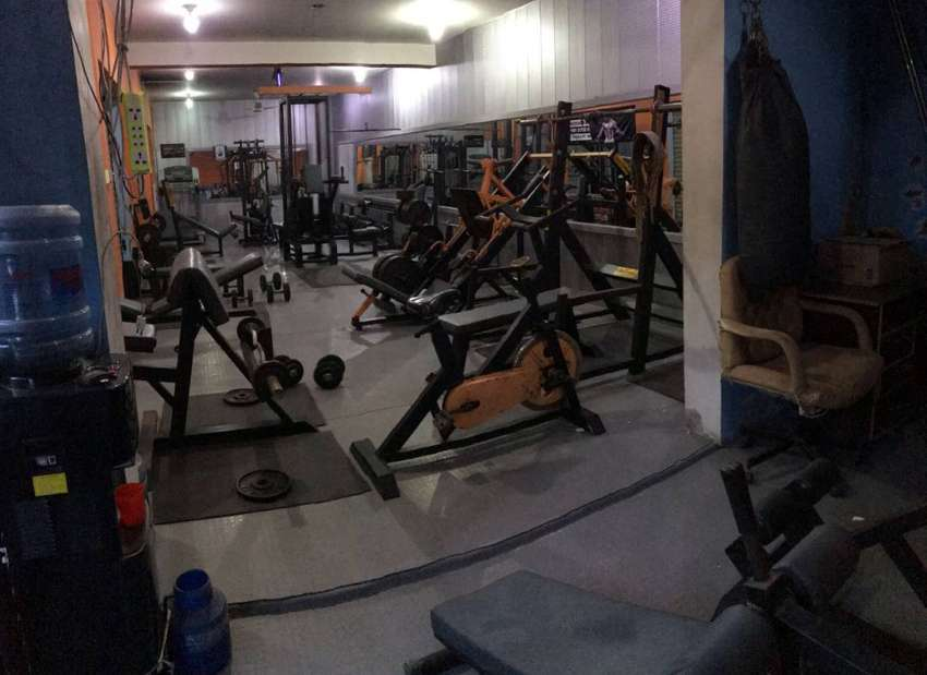 Gym for sale - Complete Gym for Sale - Gym Machines Equipment for Sale 0