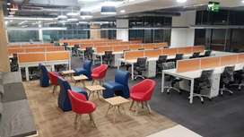 15000 sqft fully furnished office space for rent in sector 63 noida