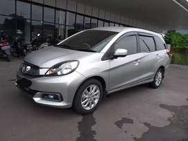 Honda mobilio E cvt A/T tahun 2014