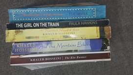 Novels for sale (best condition)