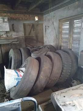 Used Tyre (Casing Tyre)1000×20
