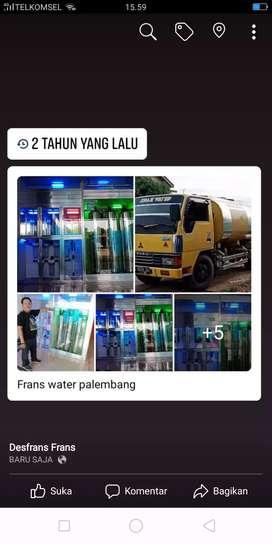 Mesin usaha air iai ulang