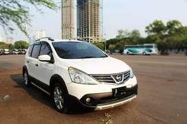 Nissan X-GEAR Matic 2013 Putih SIAP PAKAI JAMIN GRESS SEKALI DP 19,5jt