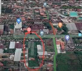 Tanah di Pedurungan Semarang