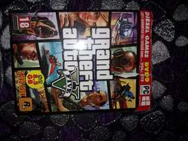Gta v cd pack of 5 cd