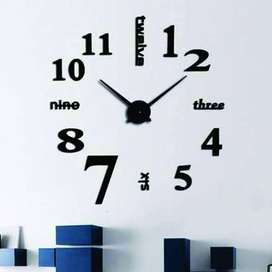 Wooden and Acrylic Wall Clocks - Best Quality