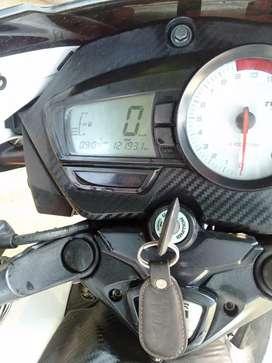 TVS 160 cc 12200 kms dec 2018