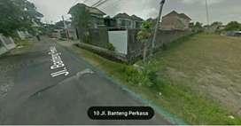 Tanah Jl.Banteng Perkasa dekat Hotel Hyatt Jl.Palagan dan Kampus UGM
