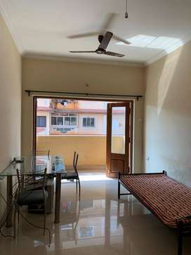 Available 1bhk flat for rent at Panjim City