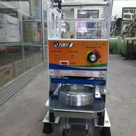 Cup Sealer Manual press gelas plastik ETON MOLLAR Tinggi 22 Oz