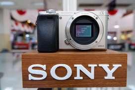 Sony a6000 body only Mirorrles bisa Kredit proses cepat