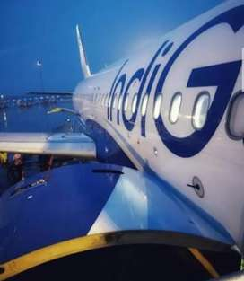 New vacancies in Indigo Airlines limited seats