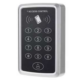 Digital keypad password & rfid card access control door lock model Z4