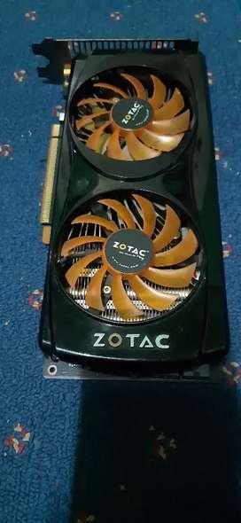 VGA ZOTAC gtx560