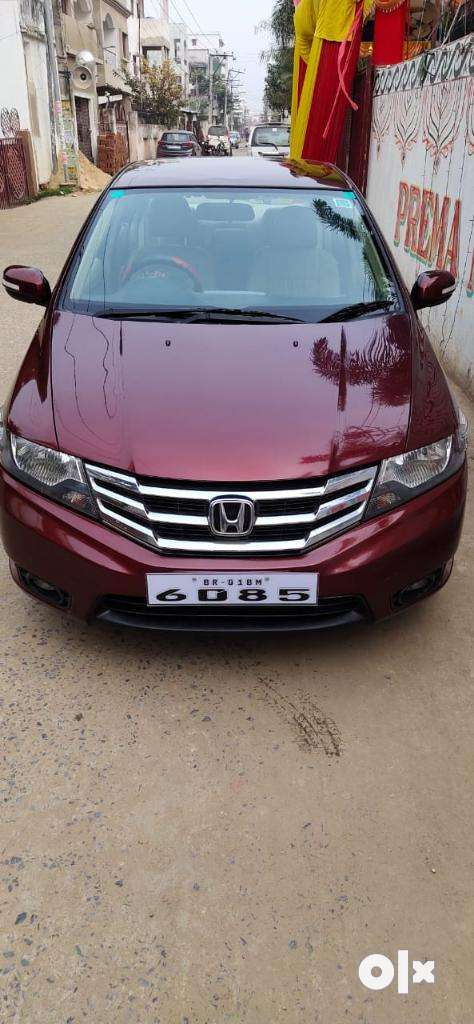 Honda City V, 2012, Petrol 0