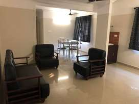 3 BHK Fully Furnished Branded flat for rent at Pottammal.