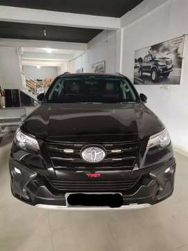 Fortuner vrz Trd 2017 Matic