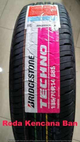 Bridgestone New Techno 185/70 R14 - Ban Mobil Avanza Xenia Kijang Kuda