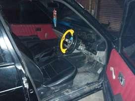 Dijual cepat sedan Toyota GL 1984 body kaleng jok oc velg resing 17