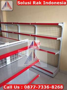 Pabrik Rak Gudang supermarket Harga Bersaing Siap Pasang