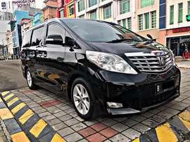 Toyota Alphard G 2.4 premium Sound 2010 Low KM