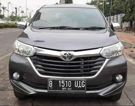 Toyota grand Avanza 2016 G manual low km DP ceper termurahh (RJ-02)