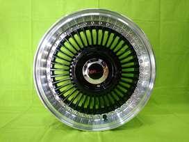 model racimng murah  JD9009 HSR R15X7 H8X100-114,3 ET38 BML